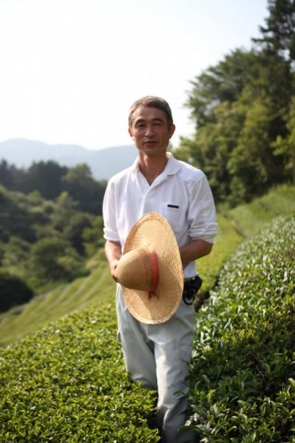 Sugimoto-san Black Tea Farmer