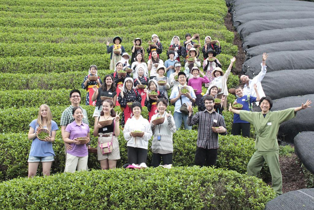 Tea Club Members