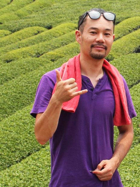 Tecchan - Tea Farmer