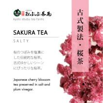 Sakura - Traditional Sakura Tea - Label