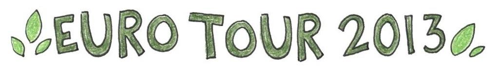 Euro tour 2013 title