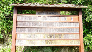 Tea Farm Owner's Board
