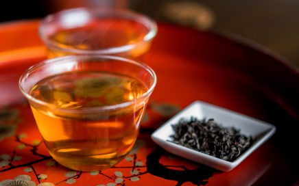 Japanese black tea