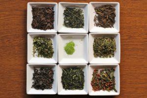 Tea Small Plates